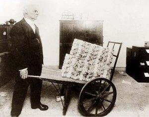 money-wheelbarrow-depression