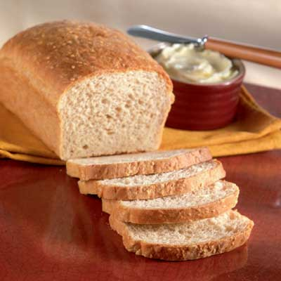 Whole Wheat Blend Bread