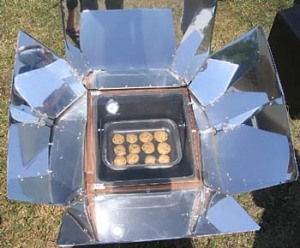 behold the solar oven preparedness pro. Black Bedroom Furniture Sets. Home Design Ideas