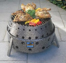 Volcano Stove photo c/o barbequelovers.com