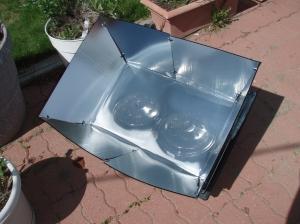 Solar Oven photo by Preparedness Pro
