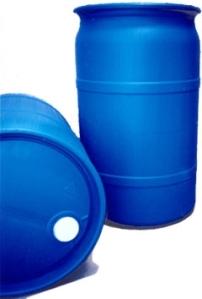 55 Gallon Water Barrels