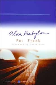 Alas, Babylon by Pat Frank