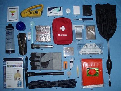 Medical Emergency Preparedness photo c/o ehow.com