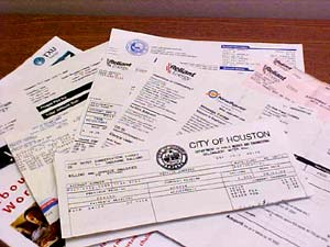 Utility Bills Could Bankrupt You. Photo c/o co.fort-bend.tx.us