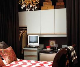 Bachelor Apartment photo c/o houseandhome.com