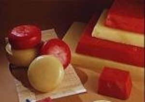 Red Cheese Wax
