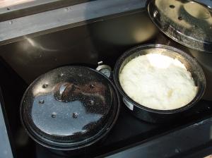 Our Ms. Divine Chicken Enchilada Recipe - photo c/o Preparedness Pro