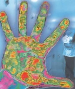 Germ Warfare. Photo c/o positivepsychologynews.com