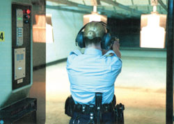 Police Firearm Training photo c/o SSAA.org.au