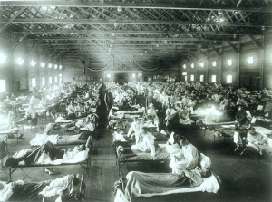 The Spanish Flu photo c/o acenturyofnovember.com