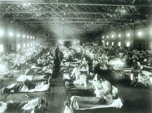The Spanish Flu photo c/o acenturyofnovember.com