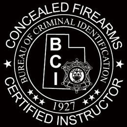 Utah Concealed Firearm Permit Certified Instructor.