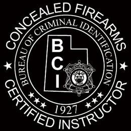 Utah Concealed Firearm Permit Certified Instructor.