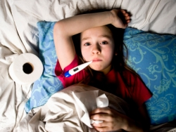h1n1-prevention-child-sick-in-bed