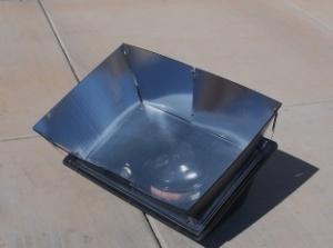 Photo c/o Solar Cooker